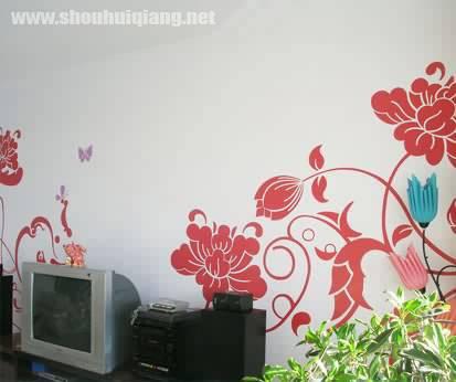 2011 家庭软装饰 个性手绘墙 川美画室手绘艺术强力打造!