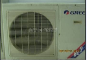 格力3匹空调kfr_70lw/e1外机内部电线结构图片