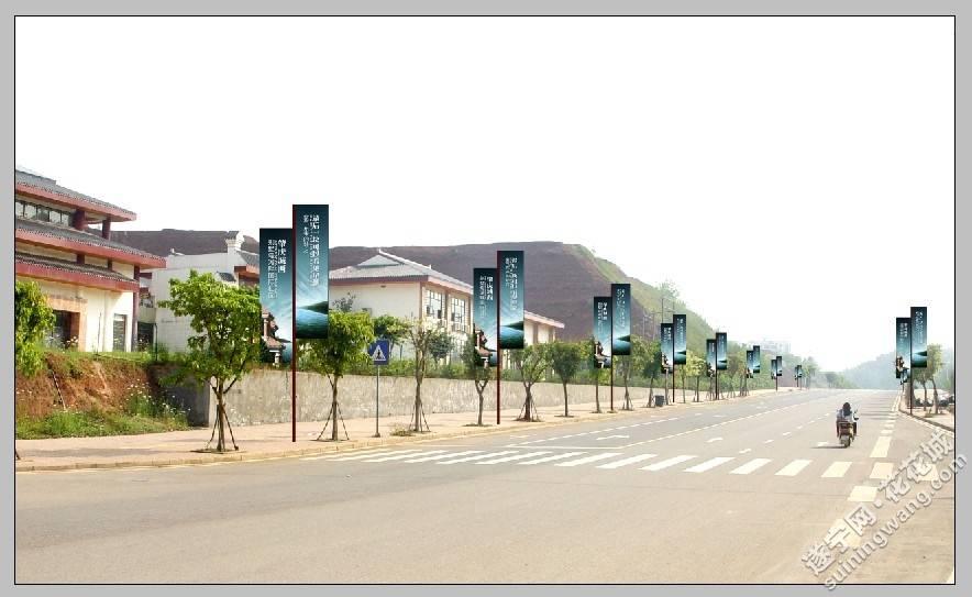自行设计施工安装广告设施,其设计及施工方案须由景区审核通过后方可