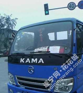 凯马轻卡 2009年上牌 二手汽车买卖高清图片