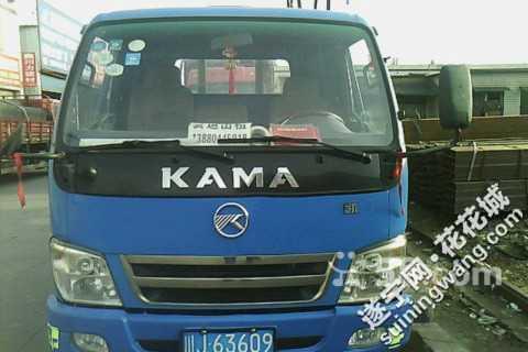 遂宁市凯马轻卡 2009年上牌 2.6万元 二手汽车买卖高清图片