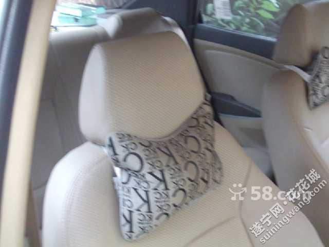 遂宁市现代瑞纳 2010款 1.4 GS 手动舒适型 6.69万元 二手汽车买卖高清图片