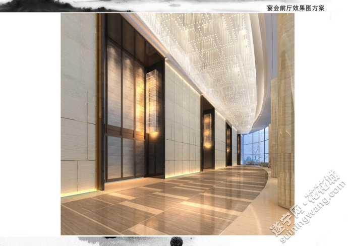 旭锦江国际酒店内部效果图,怎一个大气 豪华可以形容,我和我的小