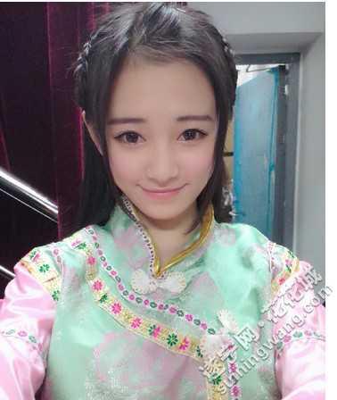 遂宁妹儿鞠婧祎素颜,留与不留刘海都是那样的漂亮,可爱,赛范冰冰