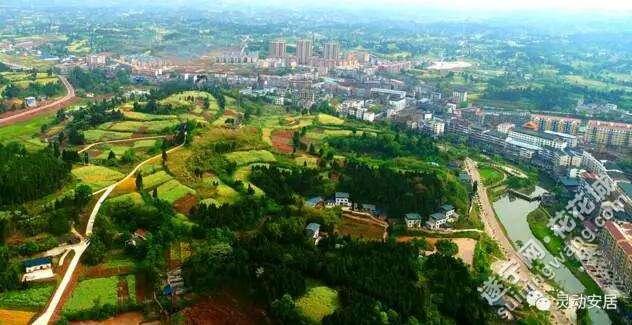 喜讯:遂宁这个地方入选省级特色小镇,后期有望获得财政支持!