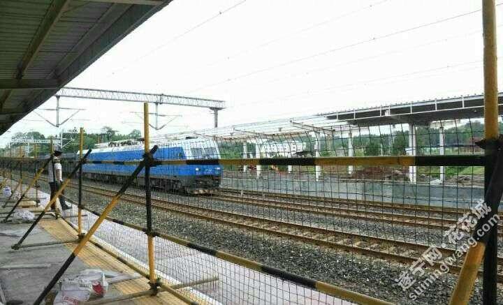 好消息!蓬溪县火车站7月底实现通车试运行